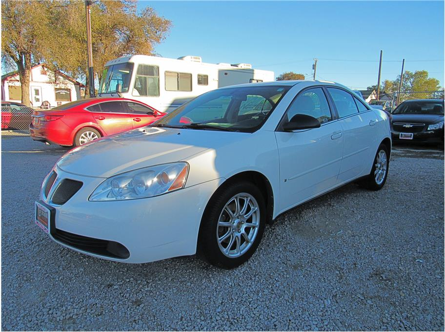 2007 Pontiac G6 from Eagle Valley Motors Carson