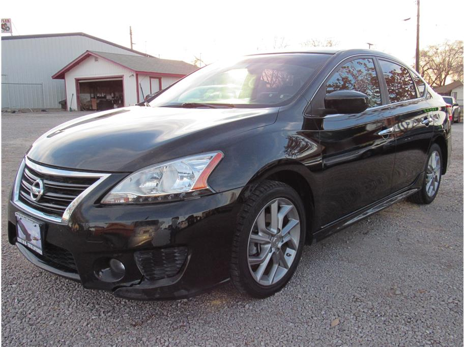 2013 Nissan Sentra from Eagle Valley Motors Carson
