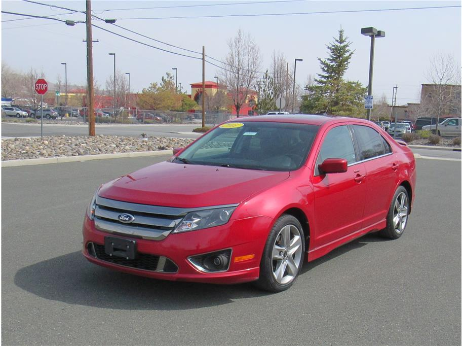 2011 Ford Fusion from Eagle Valley Motors Fallon