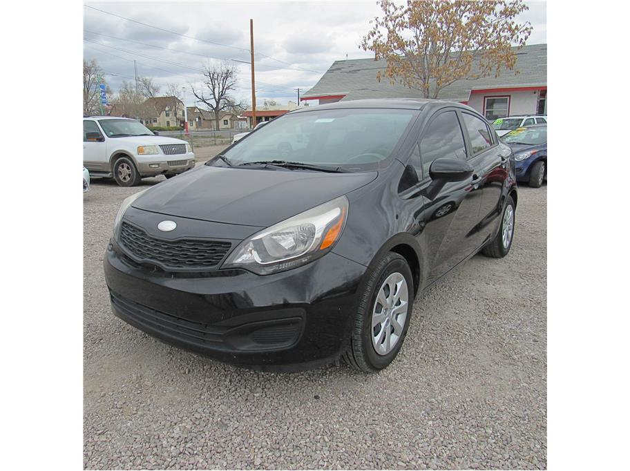 2014 Kia Rio from Eagle Valley Motors Fallon