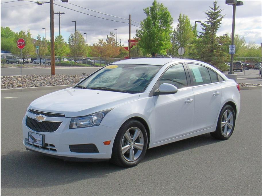 2013 Chevrolet Cruze from Eagle Valley Motors Fallon
