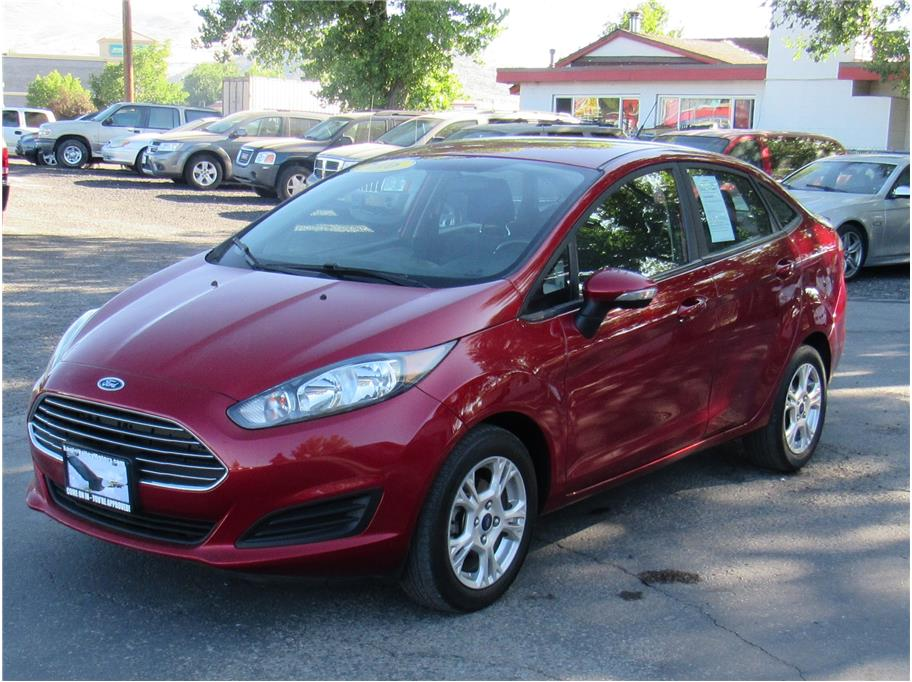 2016 Ford Fiesta from Eagle Valley Motors Fallon