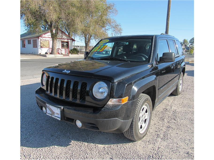 2014 Jeep Patriot from Eagle Valley Motors Fallon