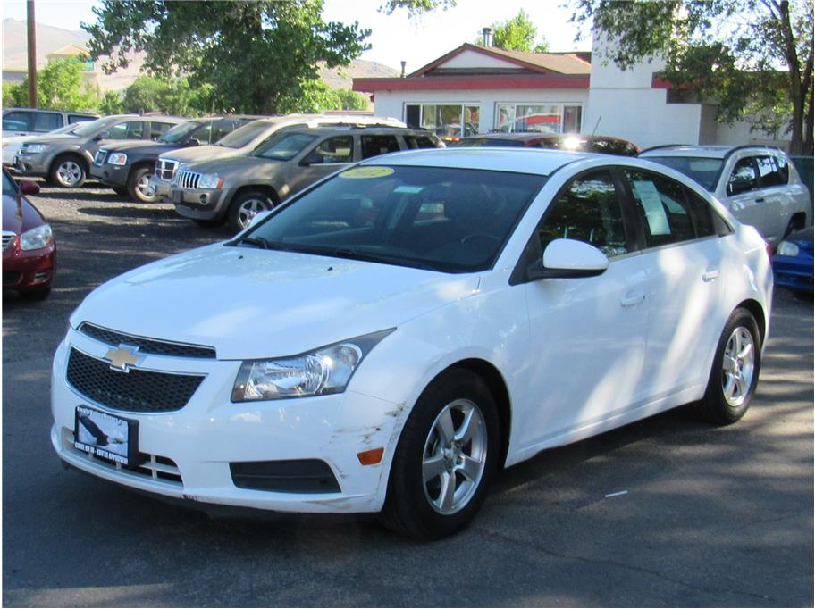 2012 Chevrolet Cruze from Eagle Valley Motors Carson