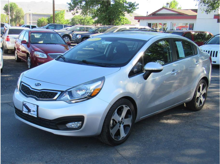 2012 Kia Rio from Eagle Valley Motors Fallon