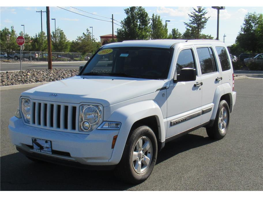 2012 Jeep Liberty from Eagle Valley Motors Carson
