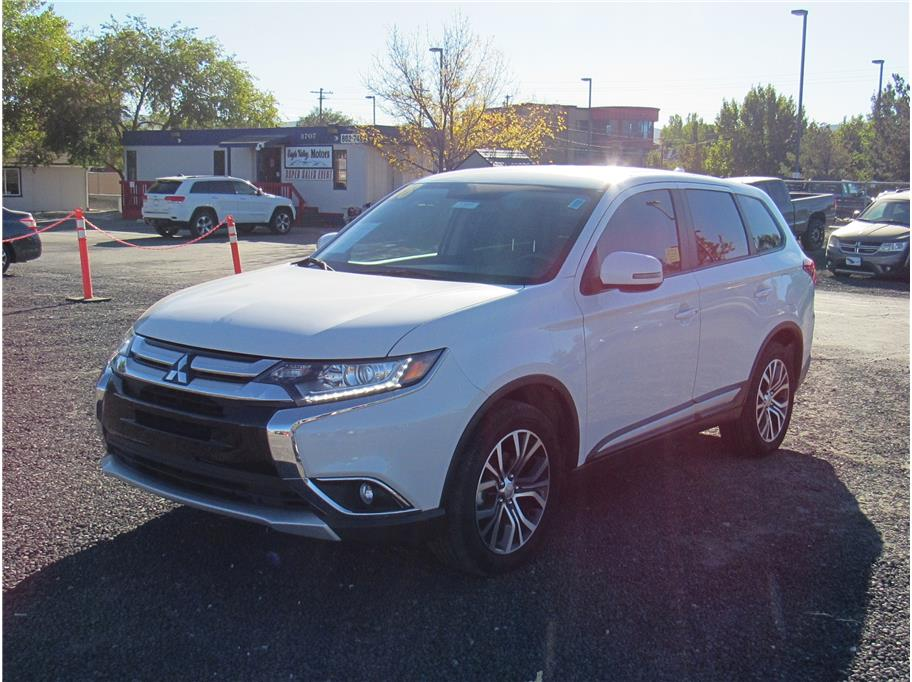 2018 Mitsubishi Outlander from Eagle Valley Motors Carson
