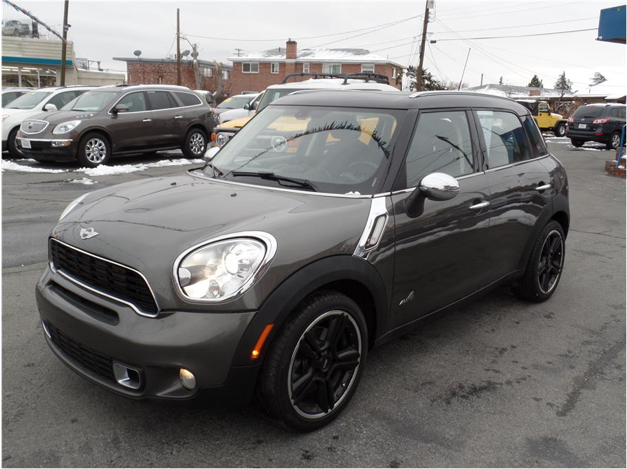 2011 MINI Countryman from Solano Auto Sales II
