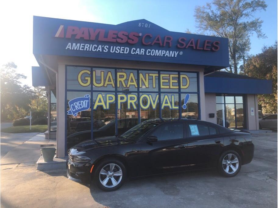 2018 Dodge Charger from Payless Car Sales