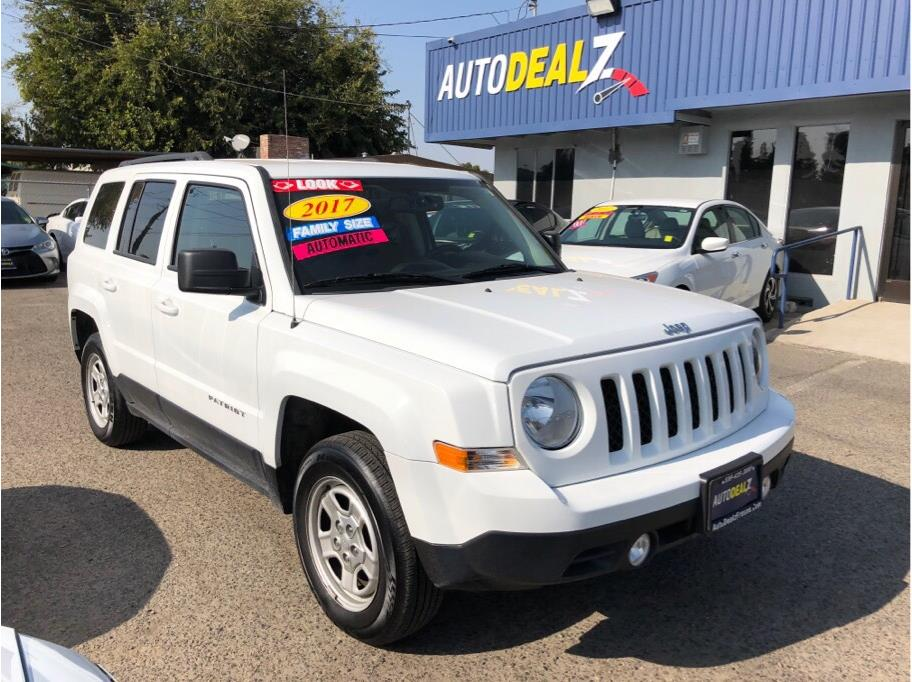 2017 Jeep Patriot from Auto Dealz of Fresno