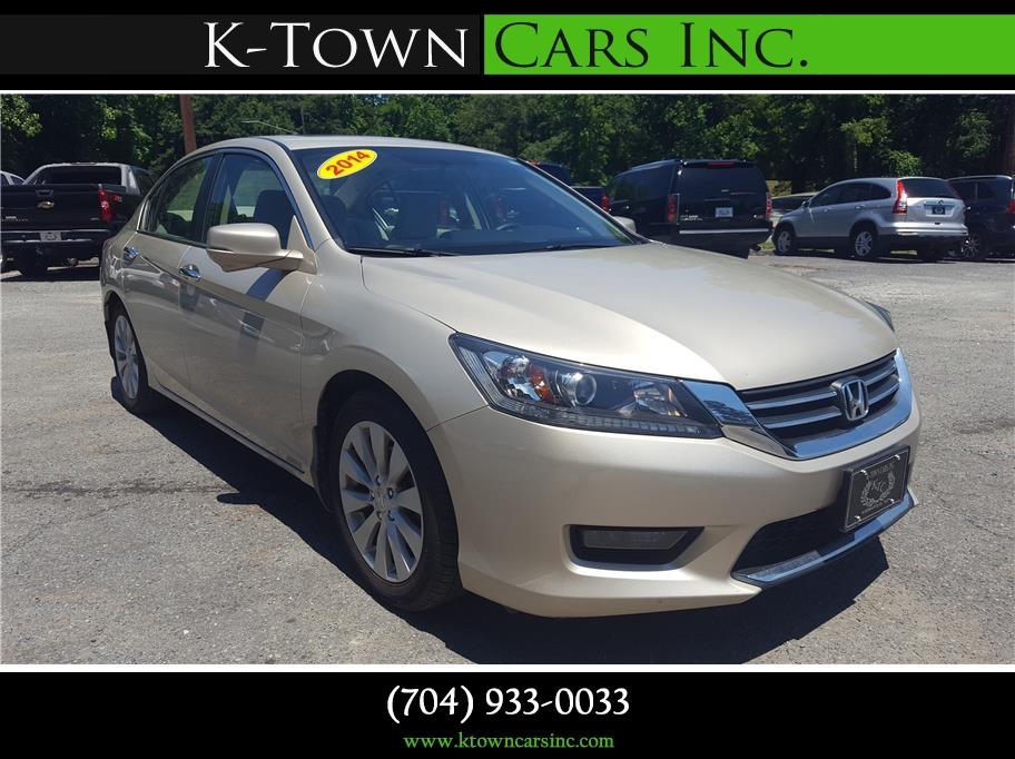 K Town Cars >> 2014 Honda Accord From K Town Cars