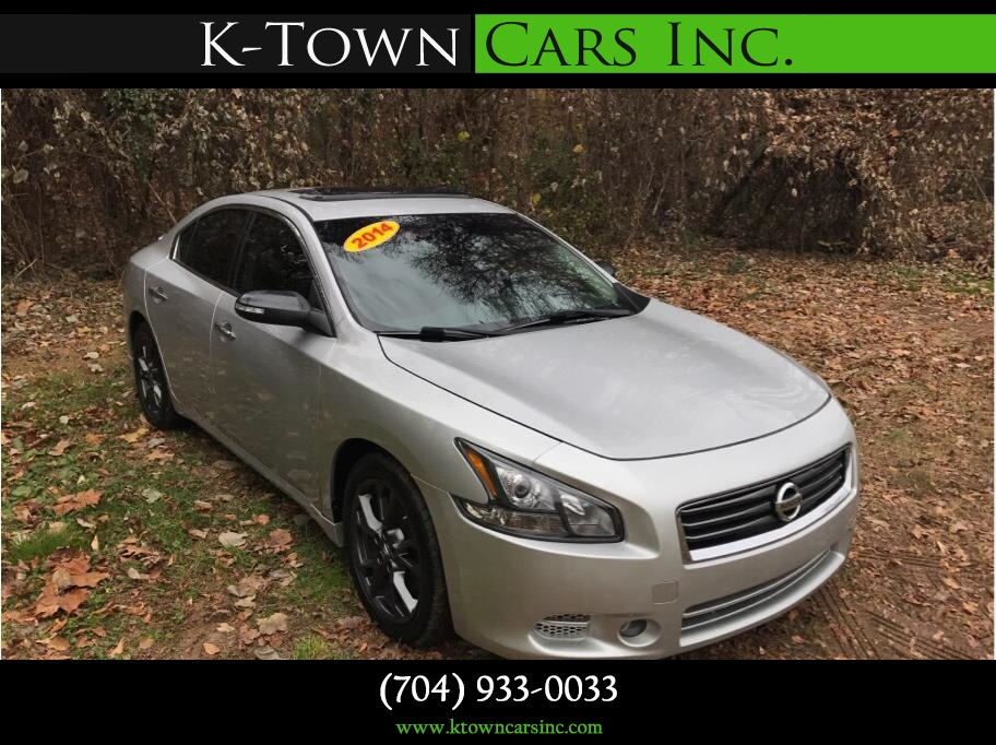 K Town Cars >> 2014 Nissan Maxima From K Town Cars