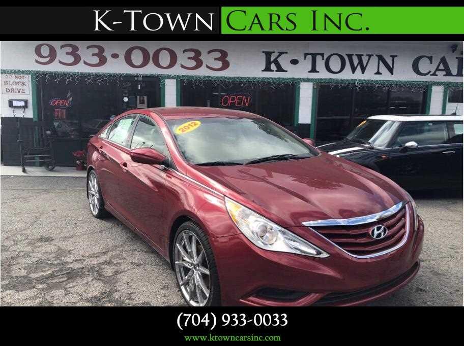 K Town Cars >> 2012 Hyundai Sonata From K Town Cars