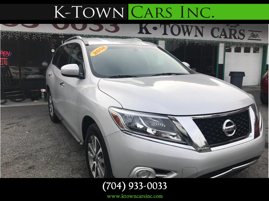 K Town Cars >> 2014 Nissan Pathfinder From K Town Cars