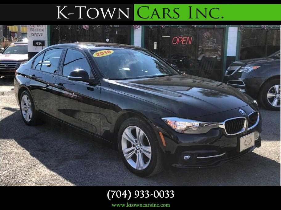 2016 BMW 3 Series from K-Town Cars