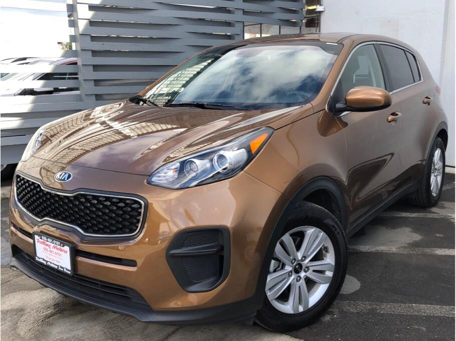 2018 Kia Sportage from Rolling Motors