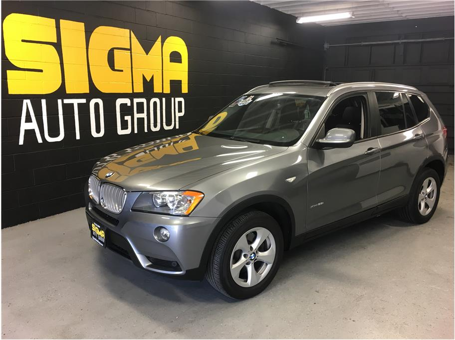 2012 BMW X3 from Sigma Auto Group