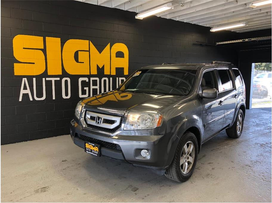 2010 Honda Pilot from Sigma Auto Group
