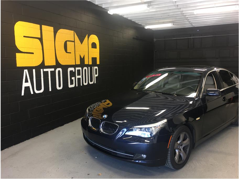 2008 BMW 5 Series from Sigma Auto Group