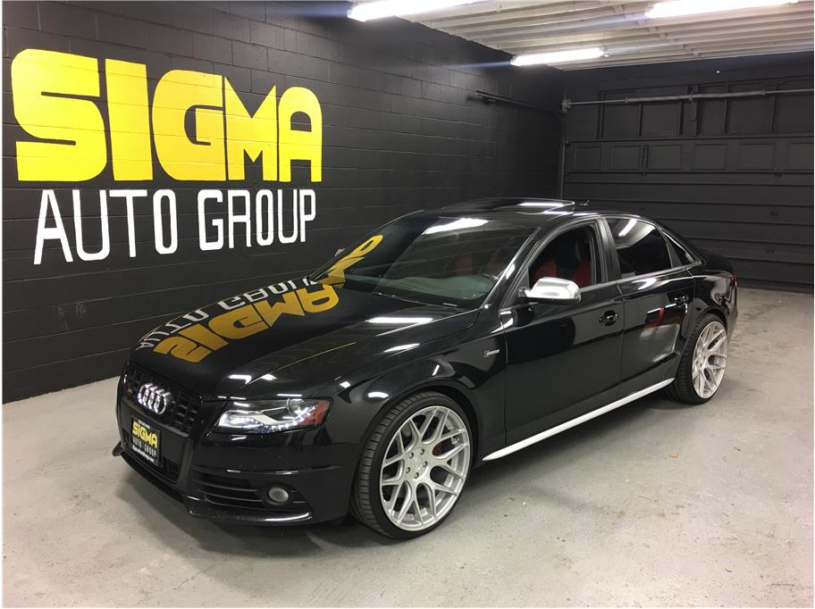 2011 Audi S4 from Sigma Auto Group