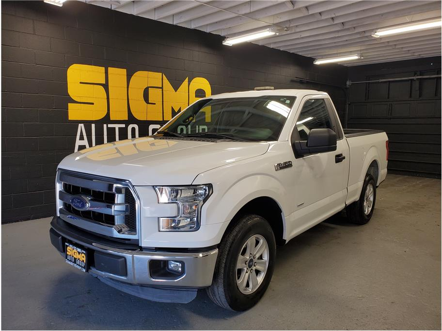 2015 Ford F150 Regular Cab from Sigma Auto Group
