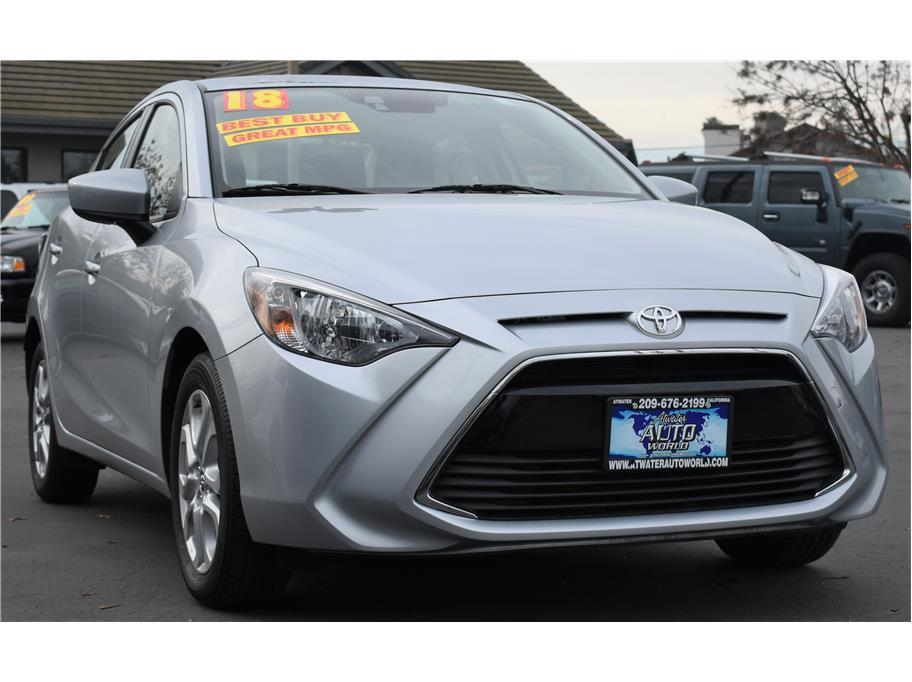 2018 Toyota Yaris iA from Atwater Auto World