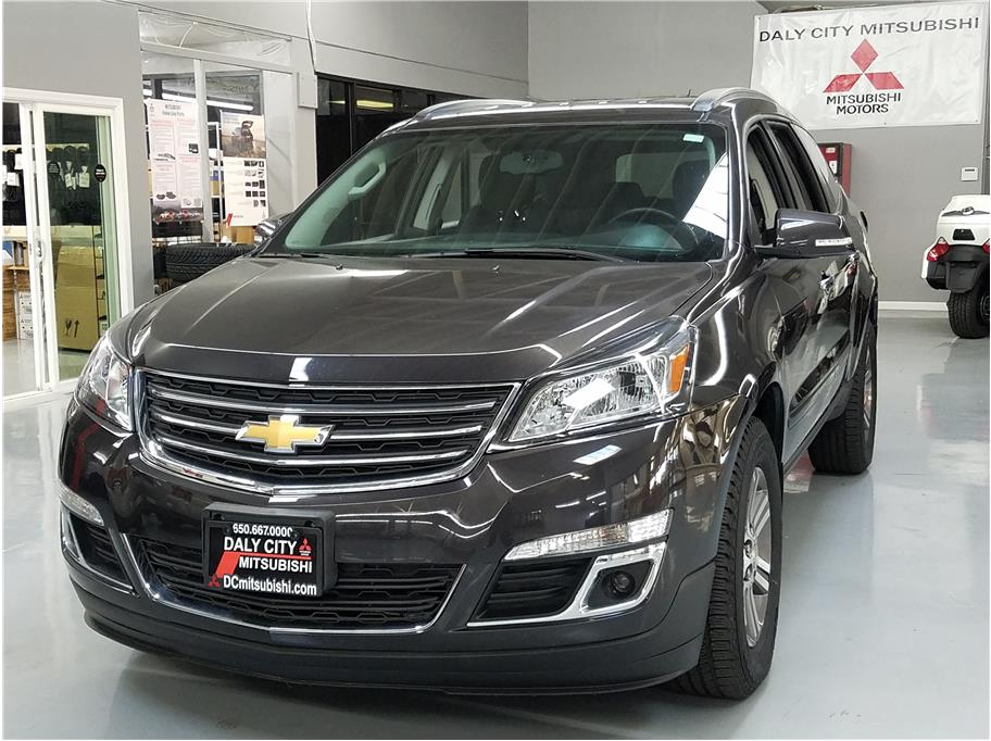 2017 Chevrolet Traverse from Daly City Mitsubishi