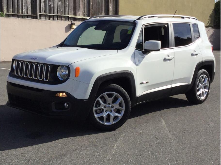 2017 Jeep Renegade from Daly City Mitsubishi