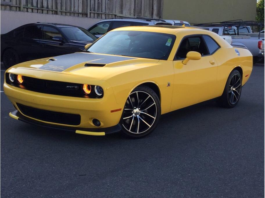 2017 Dodge Challenger from Daly City Mitsubishi