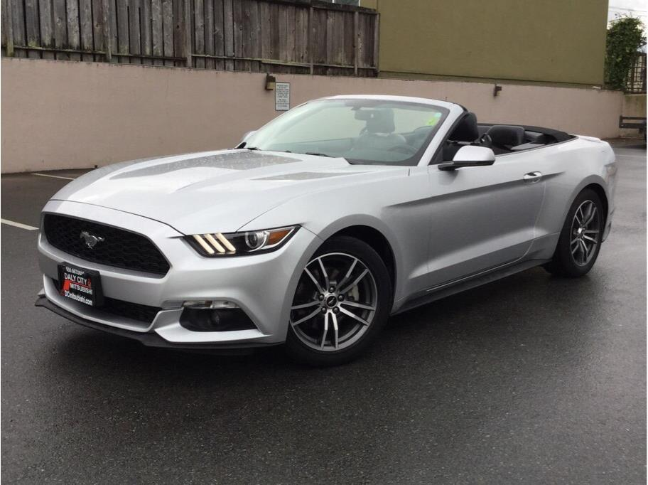 2017 Ford Mustang from Daly City Mitsubishi