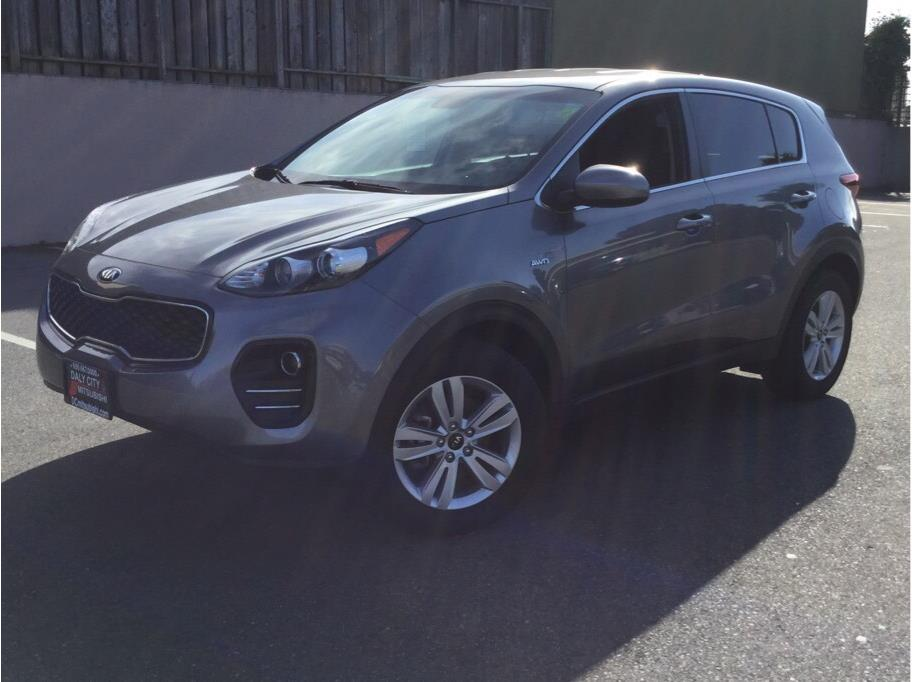 2018 Kia Sportage from Daly City Mitsubishi