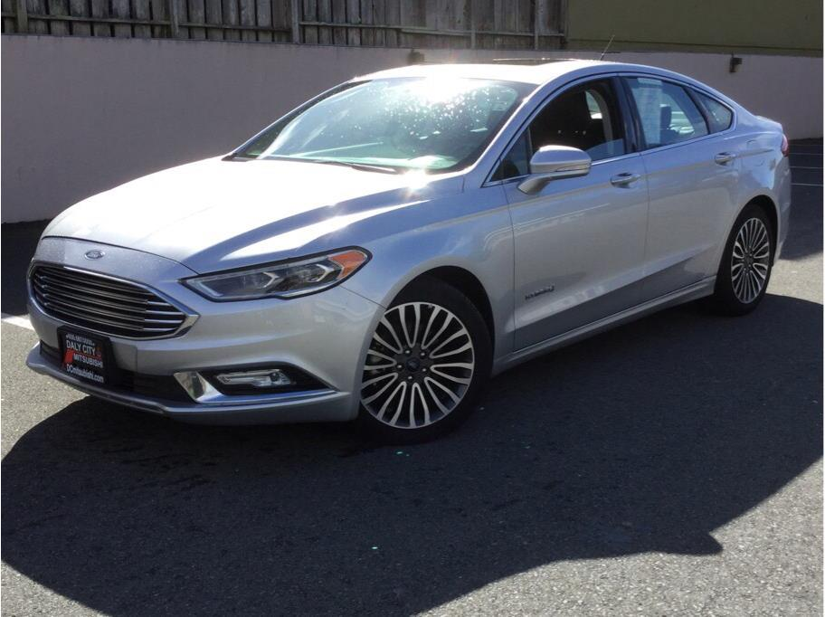 2018 Ford Fusion from Daly City Mitsubishi