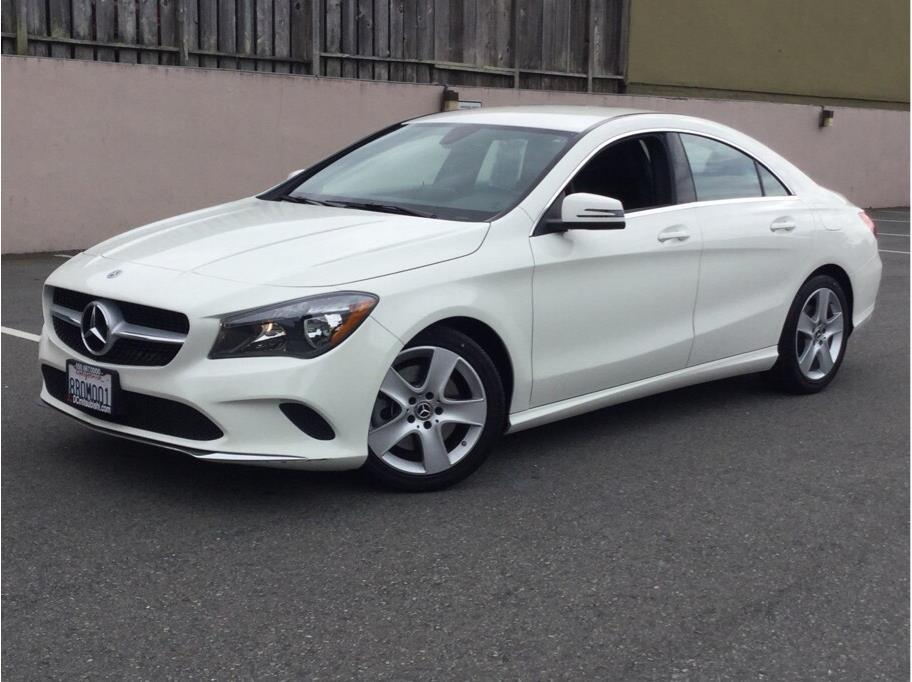 2018 Mercedes-benz CLA from Daly City Mitsubishi