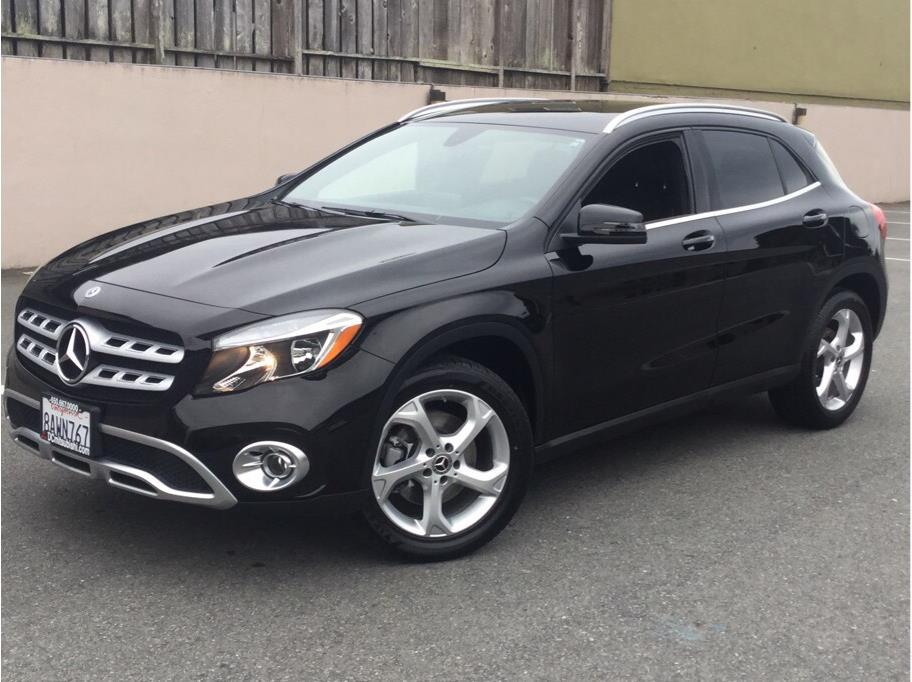 2018 Mercedes-Benz GLA from Daly City Mitsubishi