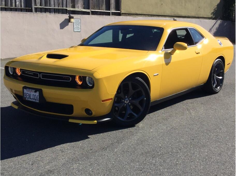 2019 Dodge Challenger from Daly City Mitsubishi