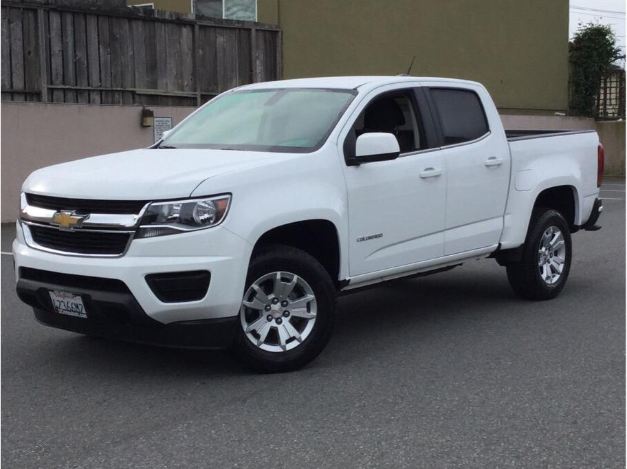 2019 Chevrolet Colorado Crew Cab from Daly City Mitsubishi