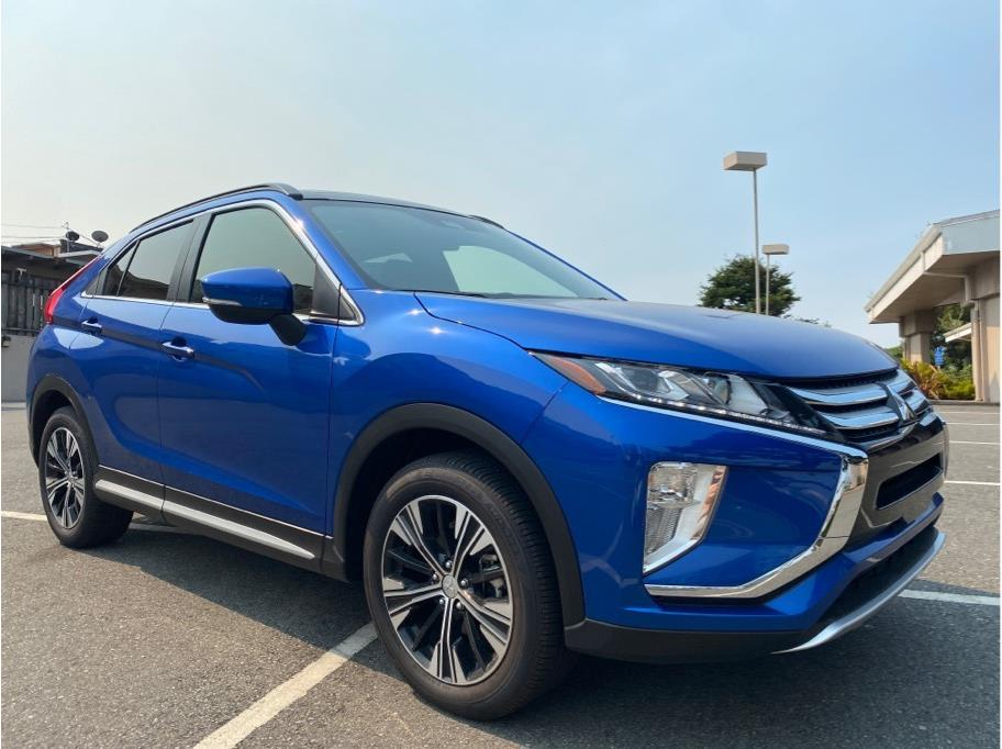 2020 Mitsubishi Eclipse Cross from Daly City Mitsubishi