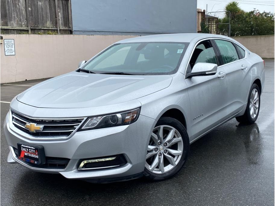 2019 Chevrolet Impala from Daly City Mitsubishi