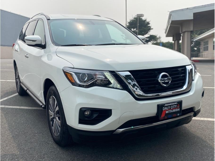 2020 Nissan Pathfinder from Daly City Mitsubishi