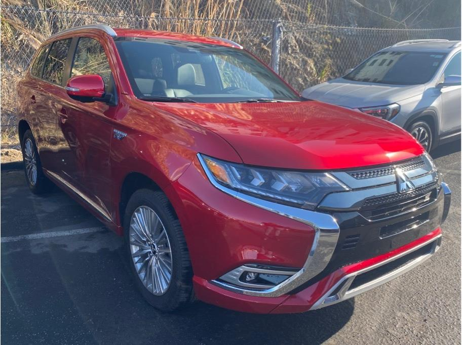 2020 Mitsubishi Outlander PHEV from Daly City Mitsubishi