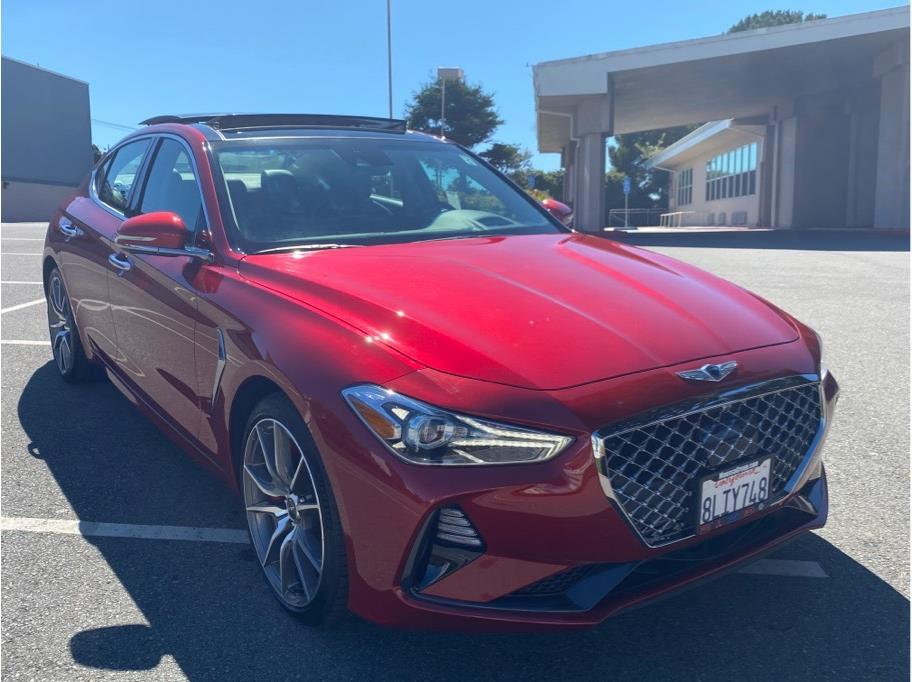 2020 Genesis G70 from Daly City Mitsubishi