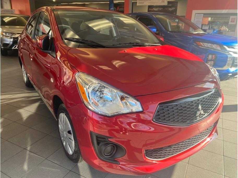 2020 Mitsubishi Mirage G4 from Daly City Mitsubishi