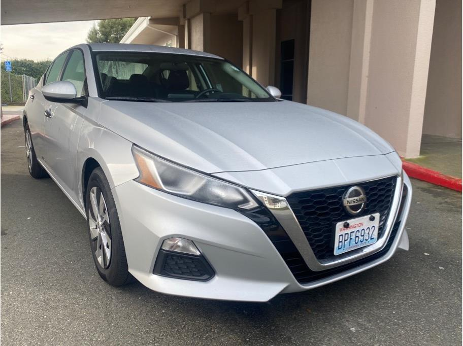 2019 Nissan Altima from Daly City Mitsubishi