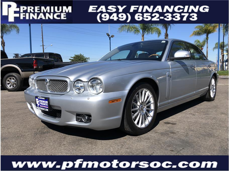 2008 Jaguar XJ from Premium Finance