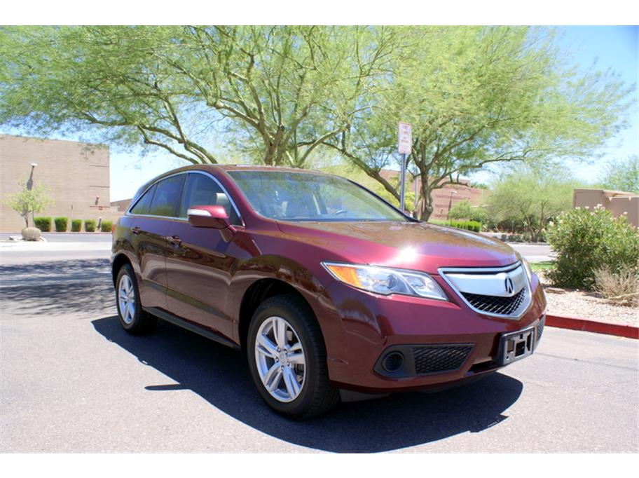 2015 Acura RDX from Online Automotive Group