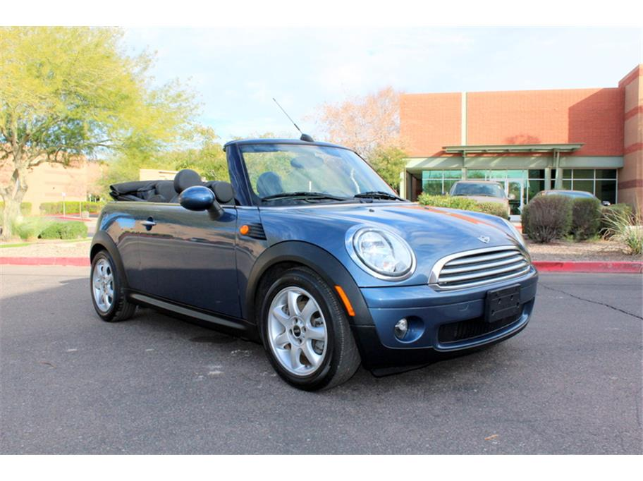 2010 MINI Convertible from Online Automotive Group