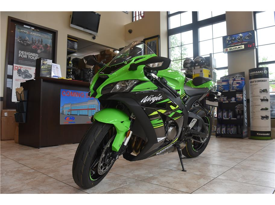 2018 KAWASAKI Ninja ZX-10R ABS KRT from MotoMember