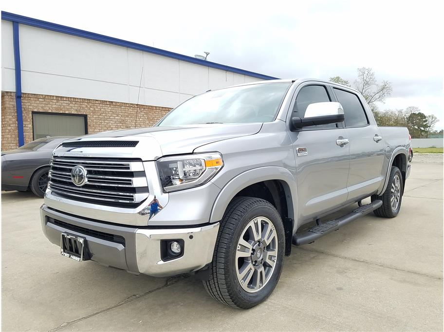 2019 Toyota Tundra CrewMax from Pre-Owned Express