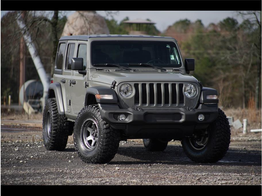 2018 Jeep Wrangler Unlimited from GOLDEN MOTORS