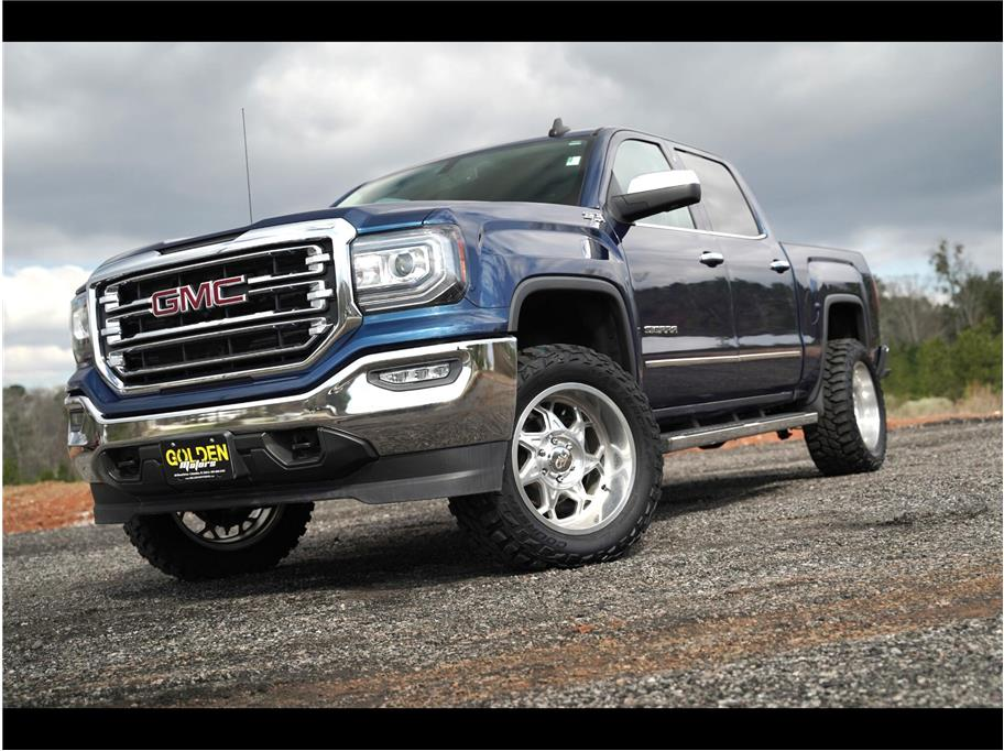 2017 GMC Sierra 1500 Crew Cab from GOLDEN MOTORS